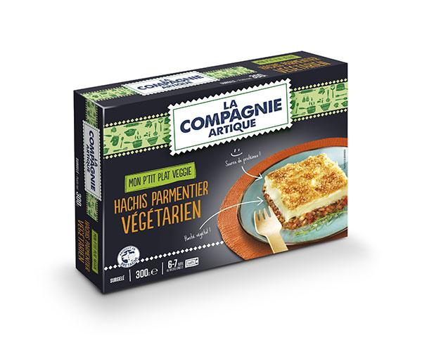 Hachis Parmentier végétarien