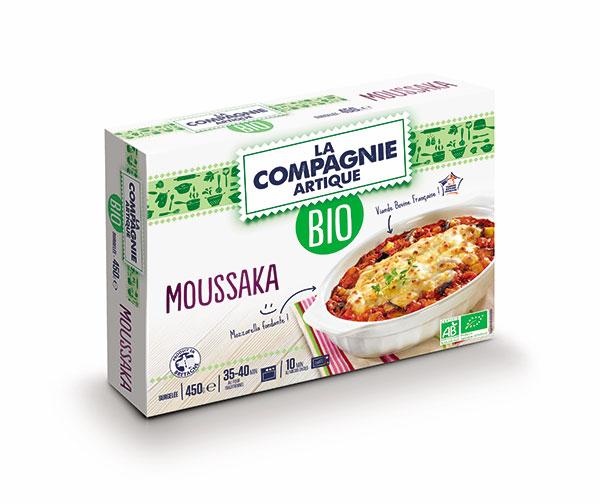 Moussaka BIO
